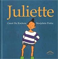 Juliette par Geert de Kockere