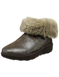 FitFlop Women's Mukluk Shorty II Shimmer Boot