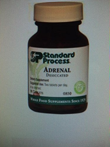 Standard Process Adrenal 90 Tablets product image