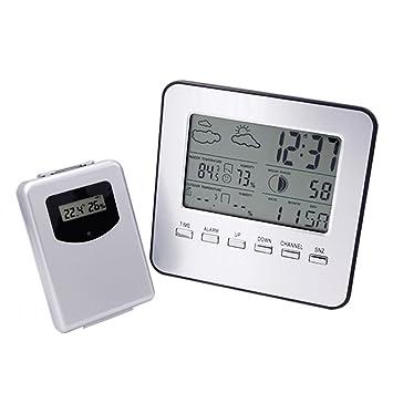 Hygrometer Wetterstation Raumtemperatur Raumfeuchtigkeit Indoor Thermometer