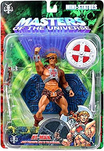 Masters of the Universe: 'Classic Colors' He-Man SDCC Exclusive Mini Statue