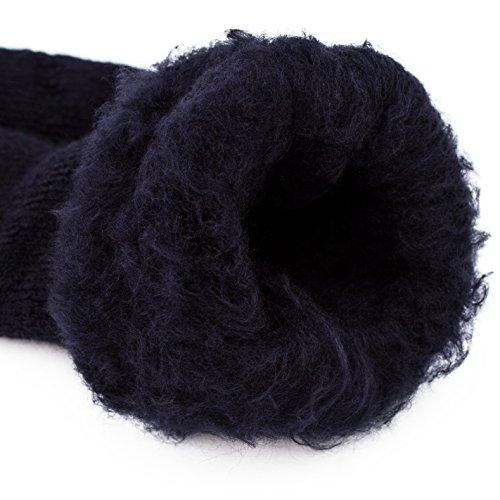 BRUBAKER Chaussettes thermiques 'Heat my Feet' - Lot de 2 Paires - Ultra chaudes et confortables - Unisexe 5