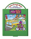 Fisher Price: Learn Through Music Learning System - Barney's Colorful World Cartridge