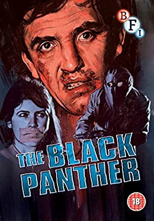 The Black Panther Dvd By Donald Sumpter Amazonde Paul Donaghue