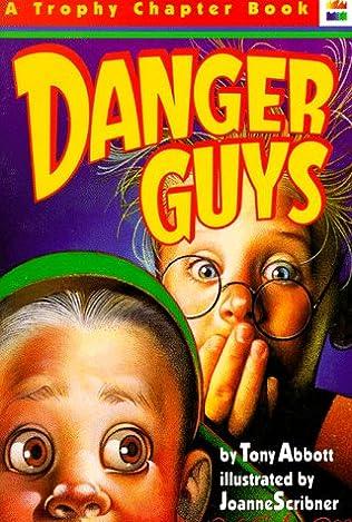book cover of Danger Guys