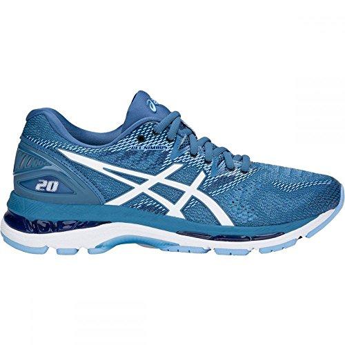 ダウンコマンドバース(アシックス) Asics レディース ランニング?ウォーキング シューズ?靴 Gel - Nimbus 20 Running Shoe [並行輸入品]