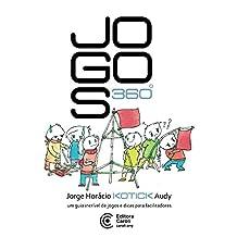 Jogos 360: um guia incrível de jogos e dicas para facilitadores (Portuguese Edition)