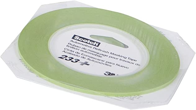 3m scotch 233 green masking tape