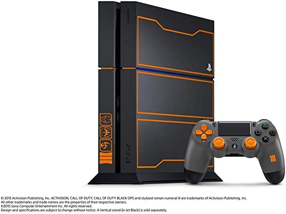 Console PS4 1 To + Call Of Duty: Black Ops 3 - Édition Limitée ...