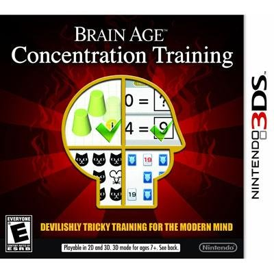 Brain Age Concentration 3DS