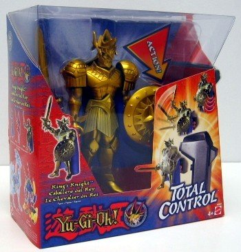 Knight Total Control - Yu-Gi-Oh! Total Control King's Knight