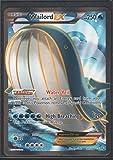 #9: Wailord EX Full Art #147/160 Pokemon Holo Ultra Rare XY Primal Clash NM-MT TCG CCG