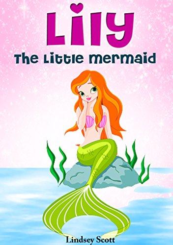 books for kids lily the little mermaid mermaid books for kids childrens books - Mermaid Pictures For Kids