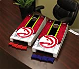 Victory Tailgate Atlanta ATL Hawks NBA Desktop Mini Cornhole Game Set