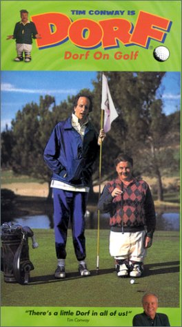 Dorf on Golf [VHS]
