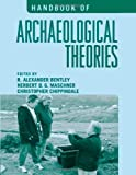 img - for Handbook of Archaeological Theories (2007-11-09) book / textbook / text book