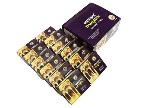 Bharath Darshan Cone Incense - Case of 12 Boxes, 10 Cones Each