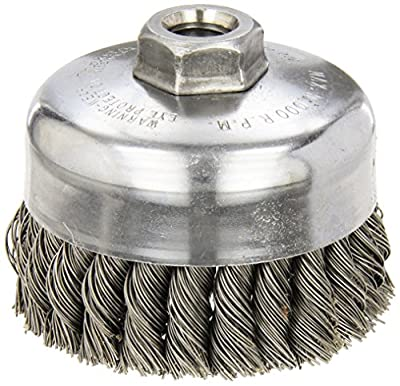 Makita 743208-0A Knot-Type Wire Brush