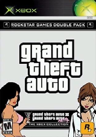 Rockstar Games Doppelpack: Grand Theft Auto 3 + Vice City [Importación alemana]: Amazon.es: Videojuegos