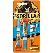 Gorilla Super Glue, 6 g, Clear