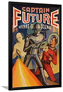 Captain Future Amazon