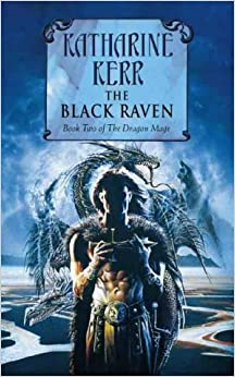 The Black Raven (Dragon Mage, No 2)