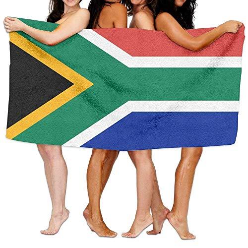 VIMMUCIR Beach Towel Flag of South Africa 80