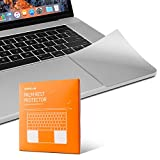 palm rest decal - UPPERCASE Premium Palm Rest Protector Skin Cover Set for MacBook Pro Released in 2016 and 2017 (MacBook Pro 15