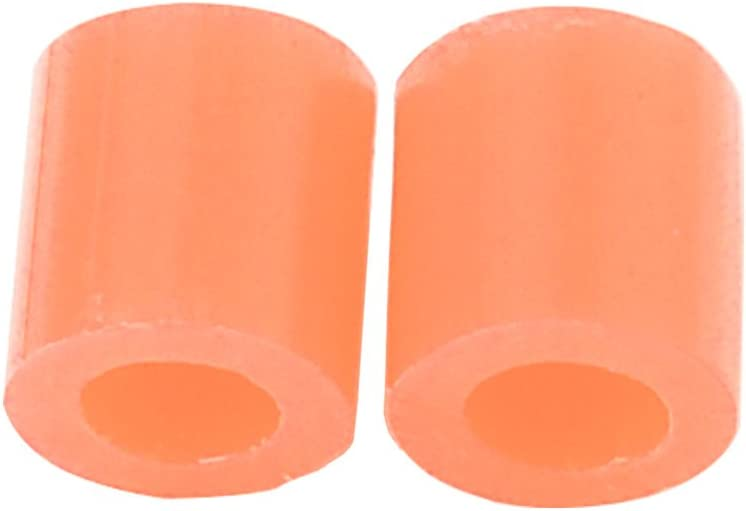 800pcs 5mm Bead Plastic Beads Craft for Kid,Craft Bead,Peach