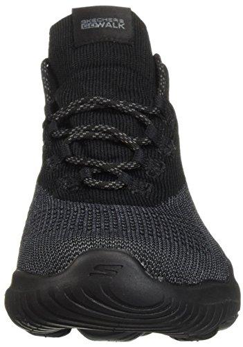 Femmes gris Skechers Athlétiques Chaussures Noir xHwPqXCA