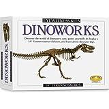 "Eyewitness Kits PerfectCast Dinoworks 19"" Tyrannosaurus Rex Casting Kit"