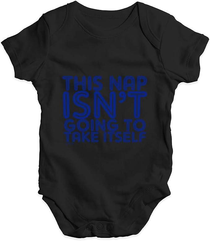 TWISTED ENVY Babygrow Baby Romper I Am One