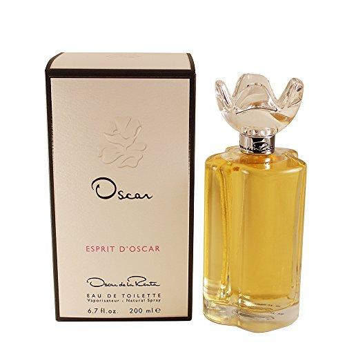Oscar For Women Eau De Toilette - Oscar De La Renta Esprit D' Oscar for Women Eau De Toilette Spray, 6.7 Ounce