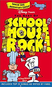 The Best of Schoolhouse Rock! - 30th Anniversary Edition [VHS]