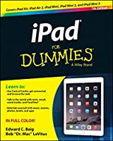 iPad For Dummies, 7th Edition Front Cover