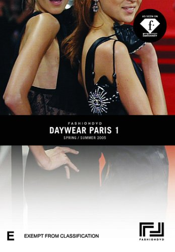 Fashion DVD - Daywear Paris 1 - Spring / Summer 2005