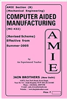 Buy Computer Aided Manufacturing Book Online at Low Prices
