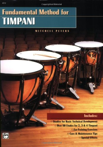 Timpani Pro (Fundamental Method for Timpani: Comb Bound Book)