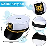 Yacht Captain Hat Captain Hat Sailor Captain Hat