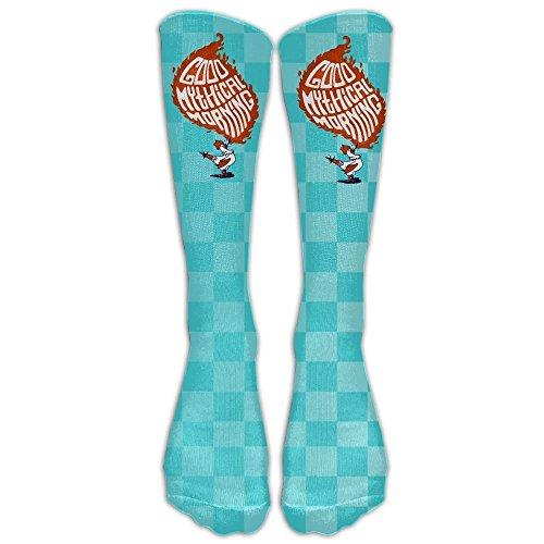 Good Mythical Morning Costumes (Good Mythical Morning Turkey Stockings Long Tube Socks,Great Quality Sports Soccer Football Socks For Women Men as pictureOne Size)