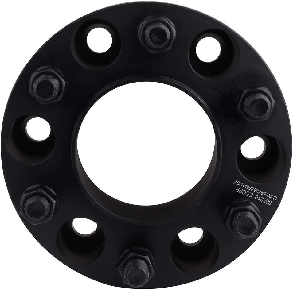 Best Wheel Spacers: Hub Centric Adapter Kit 1