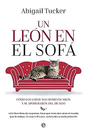 Un león en el sofá (Fuera de colección)