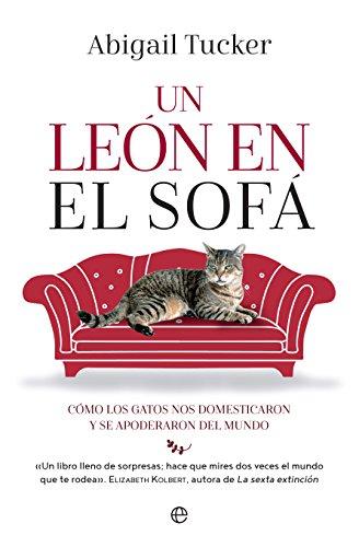 Un león en el sofá (Fuera de colección) (Spanish Edition) by [