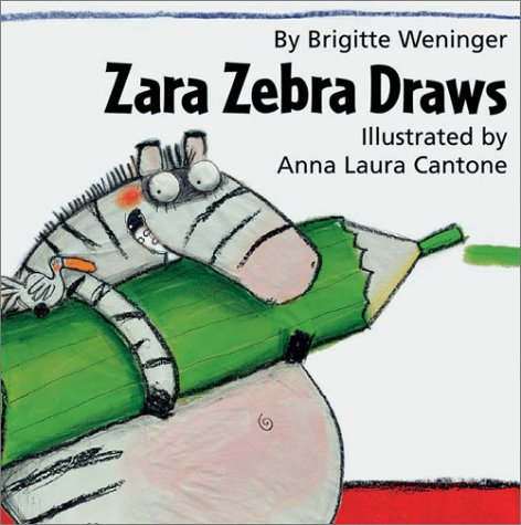 Zara Zebra Draws