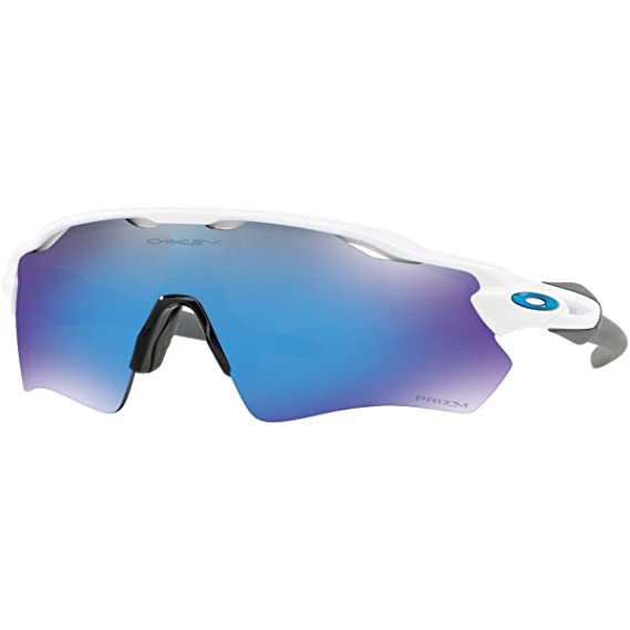Oakley Radar Ev Path 920873 Gafas de sol, Polished White, 40 para Hombre
