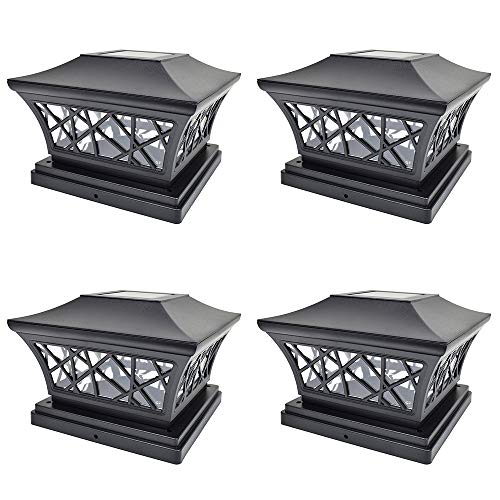 Solar Deck Lights 6X6 in US - 6