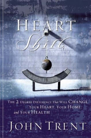 HeartShift: The Two Degree Difference that Will Change Your Heart, Your Home, and Your Health pdf epub