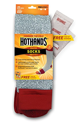 HotHands Heated Socks