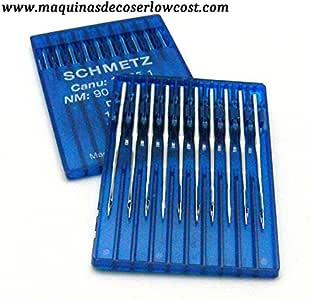 Agujas Schmetz para maquinas de Coser 134R industriales DPx5 ...