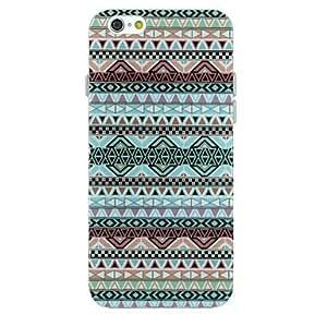 ZMY Cubierta Posterior - Diseño Especial - para iPhone 6 ( Multicolor . TPU )
